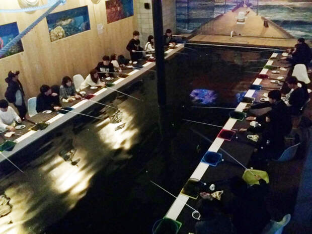 Рыбацкий ресторан