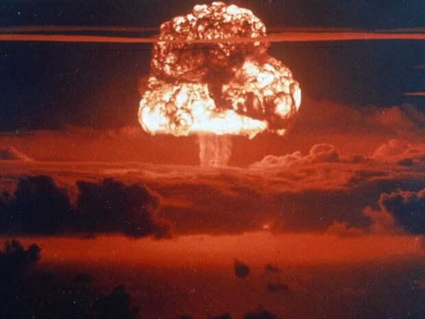 Ядерный удар по Йеллоустону