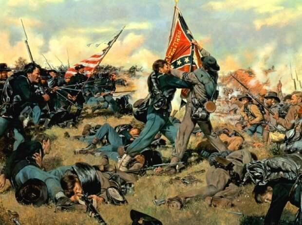 В Севастополе сыграют в гражданскую войну в США