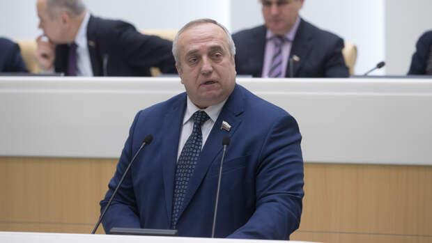 Клинцевич рассказал, кому выгоден конфликт между Таджикистаном и Киргизией