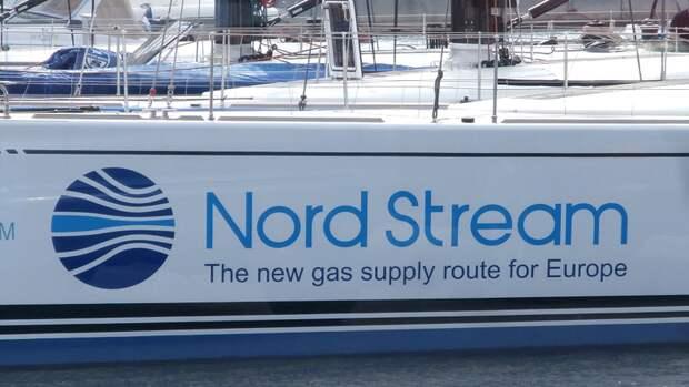 58,5млрд кубометров газа прокачал «Северный поток» в2019 году