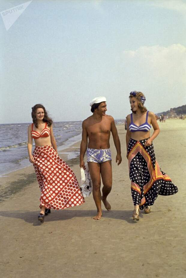Спа по-советски: как проводили летний отпуск в СССР
