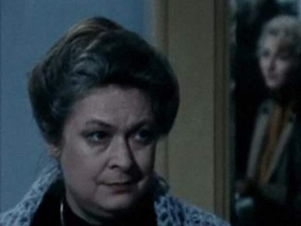Актриса Светлана Алексеева умерла в 83 года