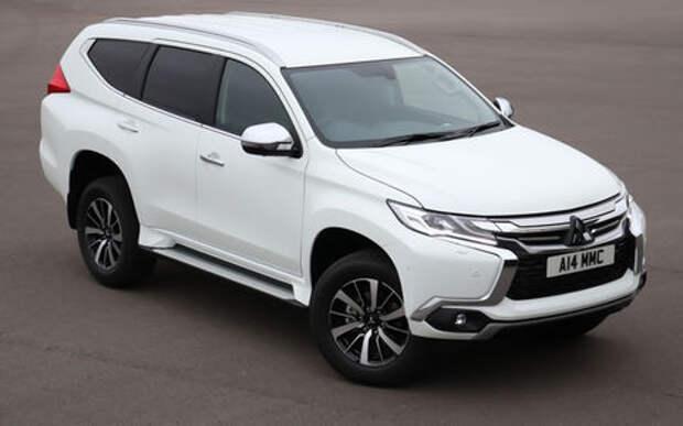 Теперь и Mitsubishi Pajero Sport получил дешевую двухместную версию