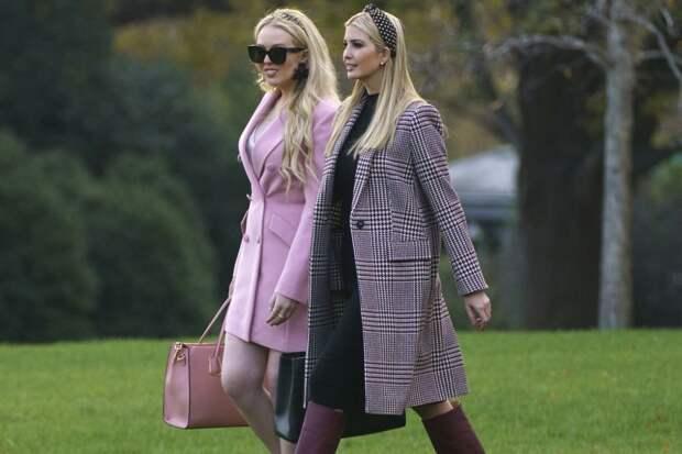 Пьяные сплетни: Трамп уволил личную помощницу за грязные слухи о своих дочерях