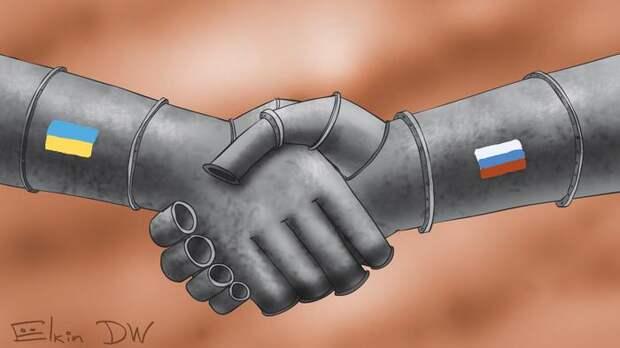 Байден играется с удавкой для Германии и Украины