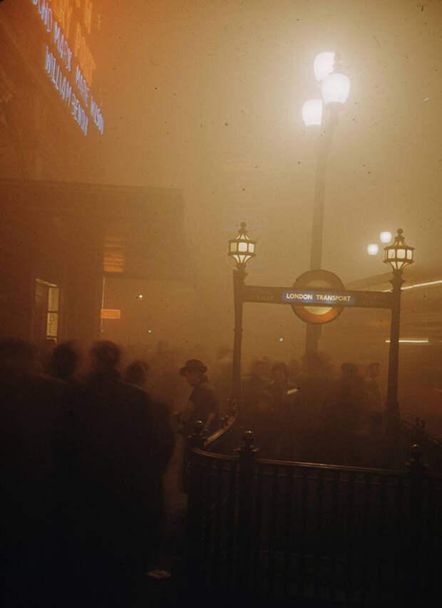 londonskiapokalipsis 3 10 фотографий Великого смога в Лондоне