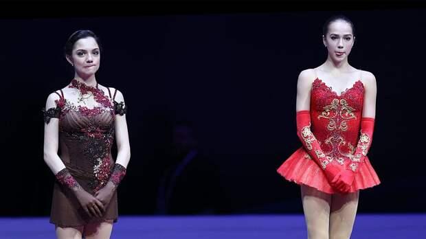 Ковтун — о возвращении в спорт Загитовой и Медведевой: «У Жени и Алины уже другая жизнь началась»