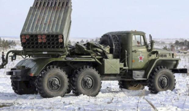 Ростовчане заявили, что напуганы из-за появившихся систем залпового огня «Торнадо-Г»