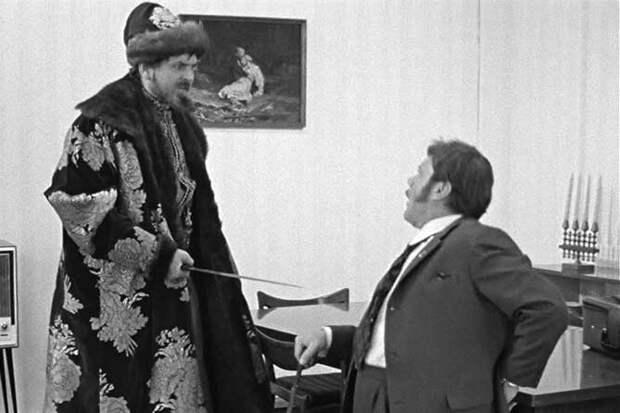 царь обиделся на якина