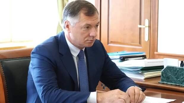 Вице-премьер России недоволен реконструкцией набережной в Евпатории