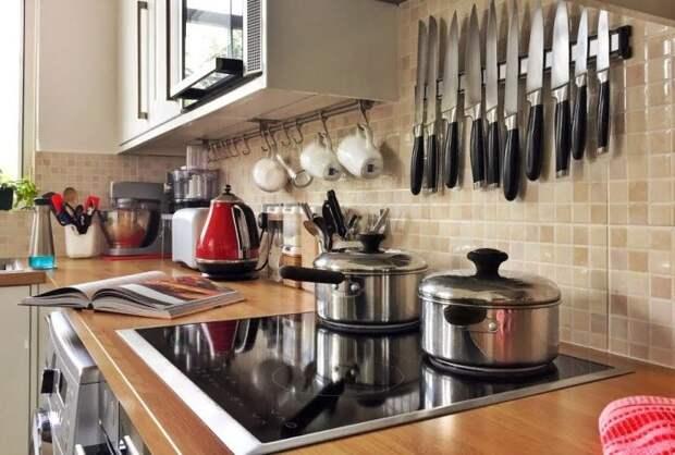 Чистая кухня. |Фото: blogspot.com.