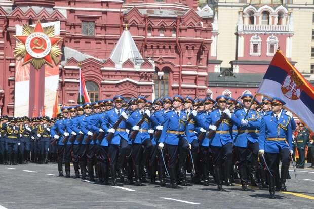 Реакция президента Сербии на Параде Победы произвела «неизгладимое впечатление» - Гаспарян