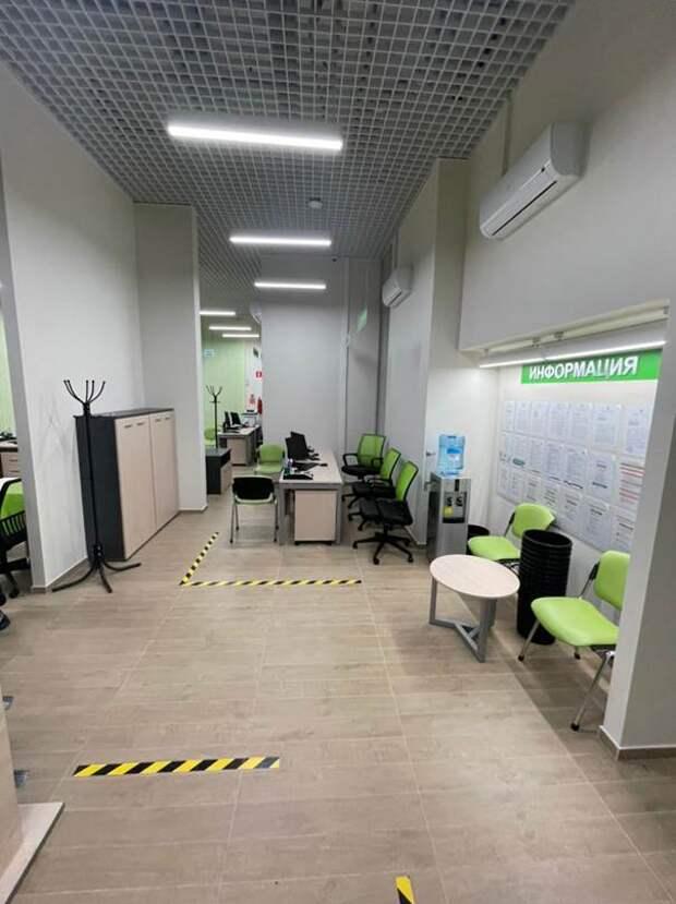 В Кузьминках организовали третий информационный центр для консультирования жителей по программе реновации .фото Пресс-служба ГАУ «Московское агенство реализации общественных проектов»