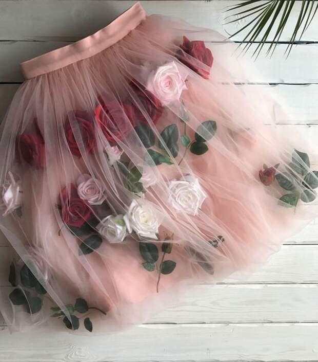 Необычные юбки (подборка)