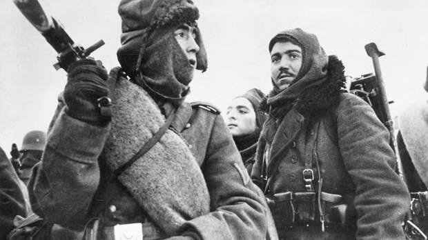 «Голубая дивизия» Гитлера: как испанцы воевали под Ленинградом