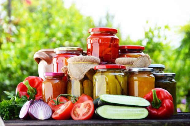 С избытком овощей справиться проще, чем восполнить недостающее.