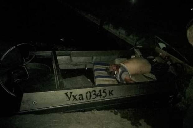 Как невменяемый украинец «наехал» на российский танкер