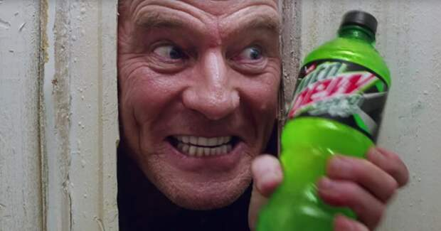 Mountain Dew выпустил рекламу-пародию на фильм «Сияние»