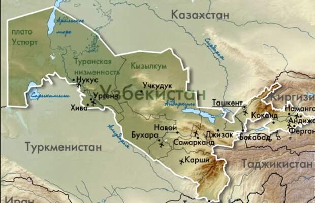 Узбекистан (1991-2020), политический обзор: Между Китаем и Россией - на пути в Большую Евразию