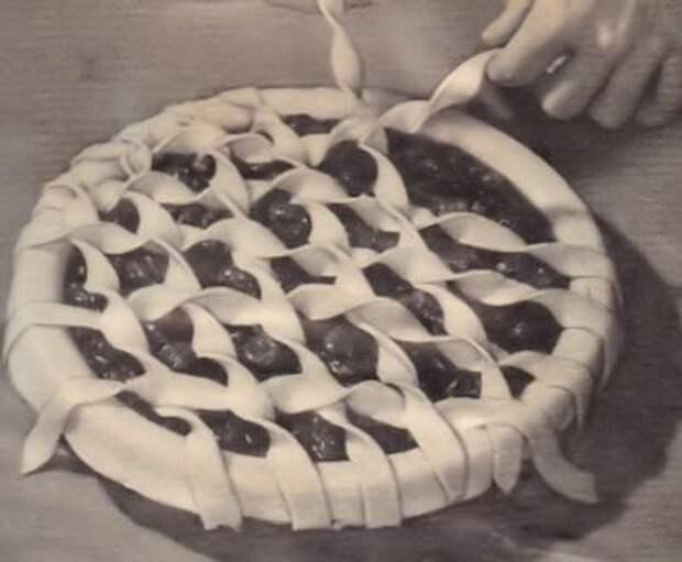 Как красиво оформить пирог 6