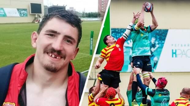 Выбитый зуб, фанаты из Шотландии, сенсационный лидер. Чемпионат России по регби стартовал