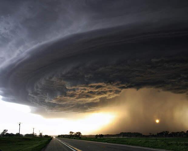 Самые страшные природные явления в мире интересное, катастрофы, природа