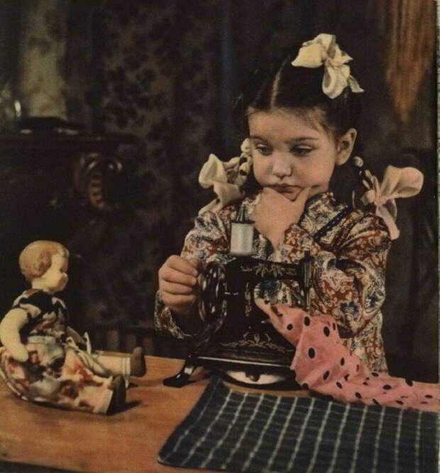 Смешные и ужасные страхи советской девочки. Вам они знакомы?
