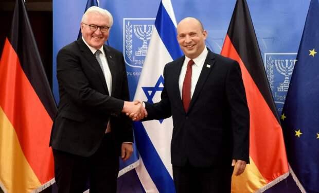 Германия – стабильный враг палестинской борьбы за независимость