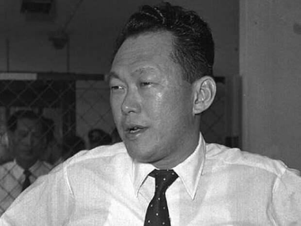 Отец «сингапурского чуда»