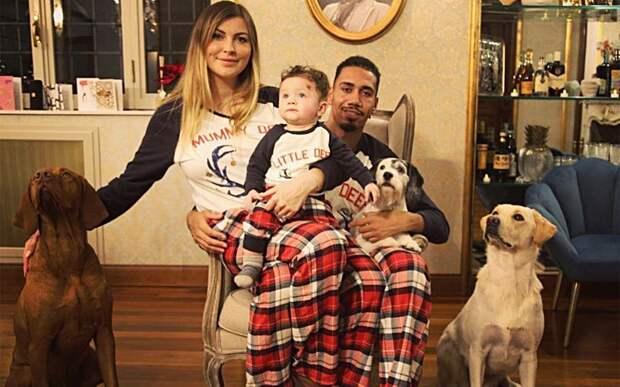 Футболист «Ромы» подвергся вооруженному ограблению в присутствии жены и 2-летнего сына