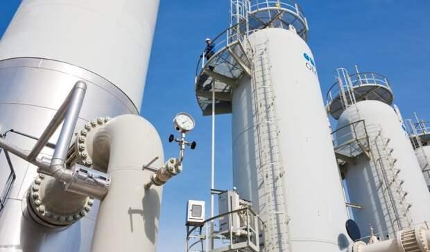Спотовая цена газа на австрийском хабе в Баумгартене превысила $100 за тысячу кубометров