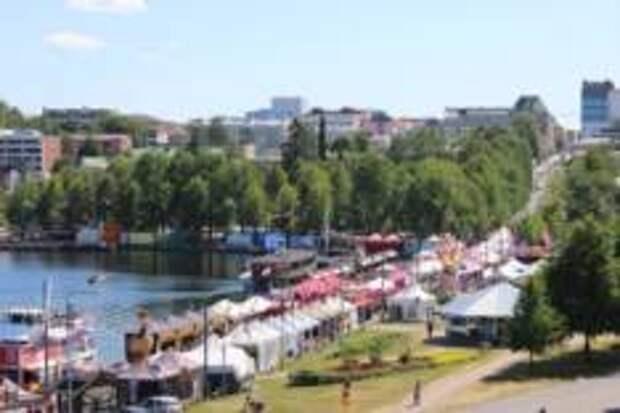 Культурные и развлекательные мероприятия в Лаппеенранте  с 17 по 30 июня 2019