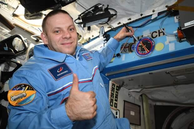 Российский космонавт рассказал о загадочных объектах в космосе