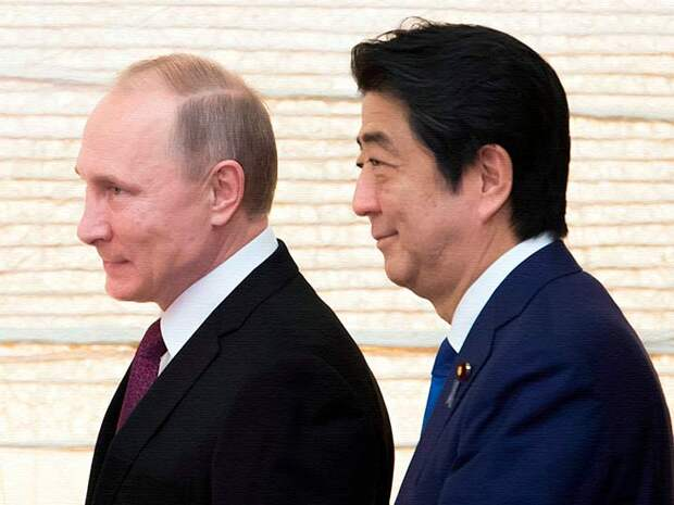 Японская оппозиция требует от Абэ отчета о договоренностях с Путиным