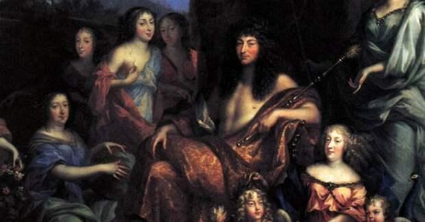 Людовик XIV: данный Богом король-солнце, разоривший Францию