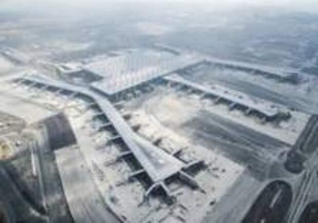 Перевод рейсов в новый аэропорт Стамбула снова перенесен