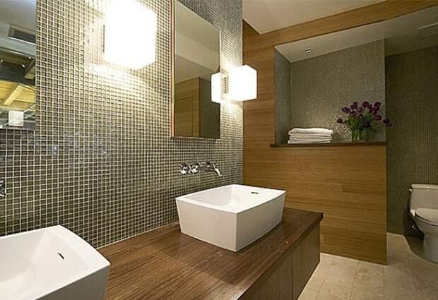 Дизайн ванной 7 кв. м: как сделать обстановку стильной и функциональной (83 фото)