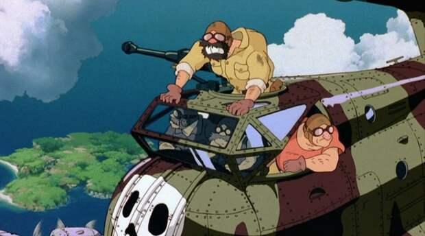 Например, воздушные пираты летают на целой коллекции гидропланов - «Лучше быть свиньёй, чем фашистом»   Warspot.ru