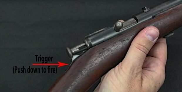 Винчестер Без Спускового Крючка. Как Он Стреляет?