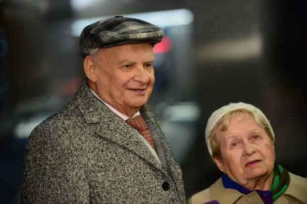 Путин поздравил с днём рождения Николая Добронравова