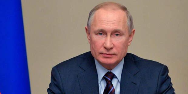 Путин о том, как РФ противостоит коронавирусу