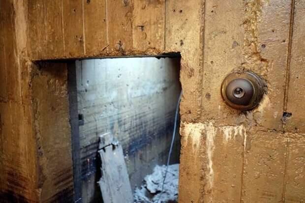 Британец обнаружил у себя в саду бункер времен Второй мировой Chris Scott, Middlesborough, ynews, бункер, вторая мировая война, убежище