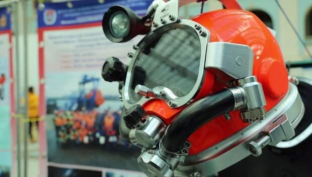 Спасатели Москвы приняли участие в выставке подводного снаряжения