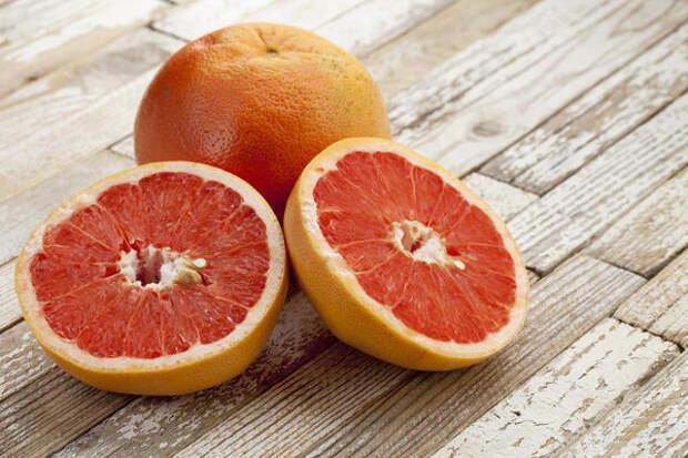 Косточки надо брать из хорошо вызревшего грейпфрута