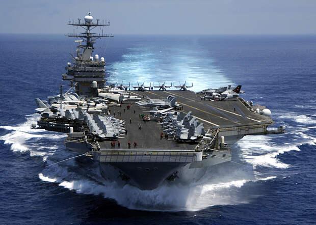 Business Insider назвал новые угрозы для авианосцев ВМС США