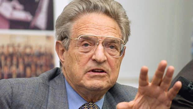 Сорос призывает ЕС взять на себя новые долги Украины для войны против России