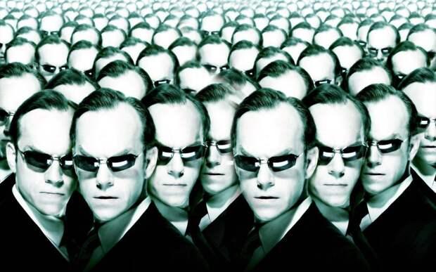 Джордж Хотц о теории Матрицы