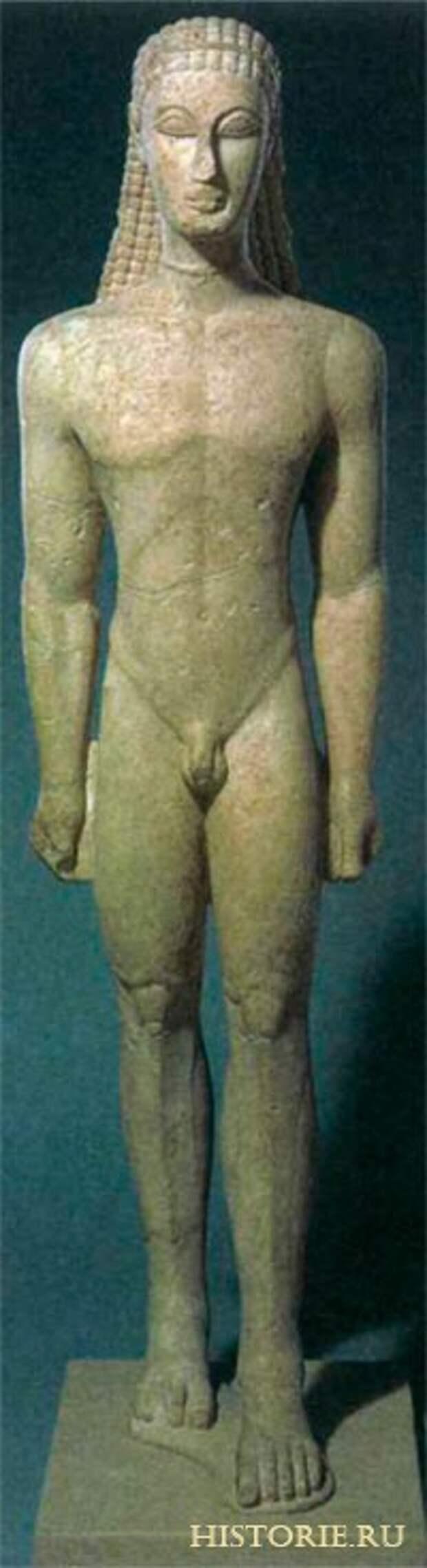 Статуя Куроса