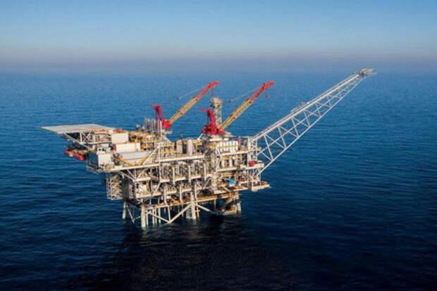 """Добыча газа на египетском Zohr растет """"галопом"""""""